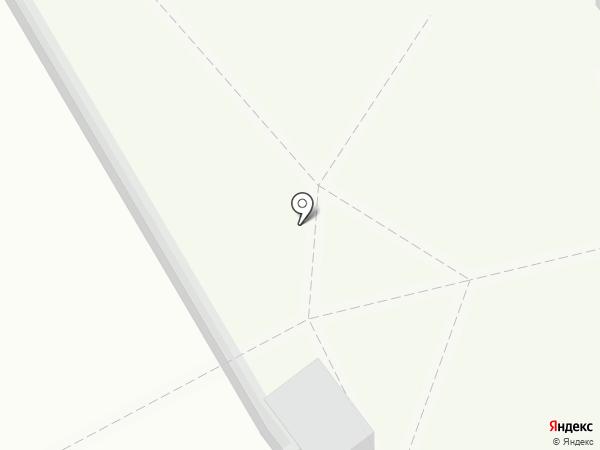 Айтау на карте
