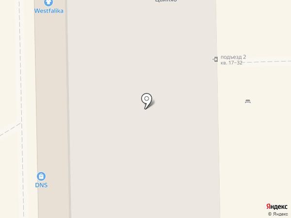 Постелька на карте