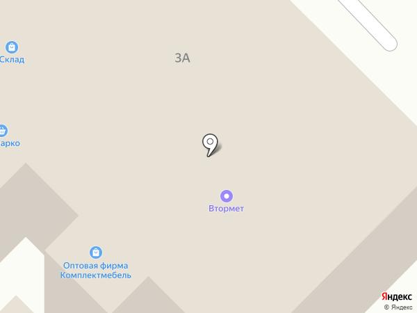Ильдар и К на карте