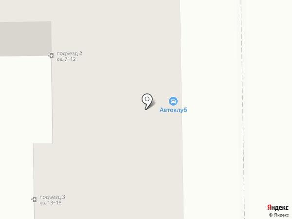 Семь Ступенек на карте