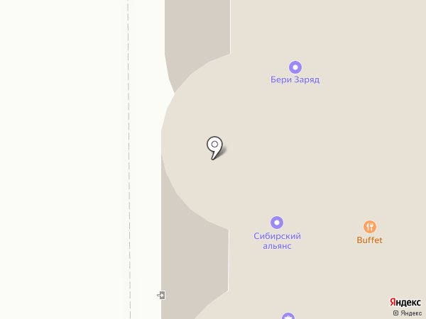 На Камне на карте