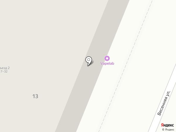 Пивкофф и Водочкин на карте