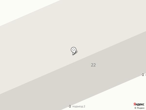 Зорюшка на карте