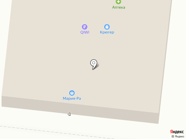 Фергана на карте
