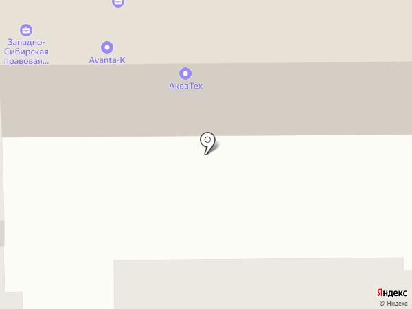 Vansdorf на карте