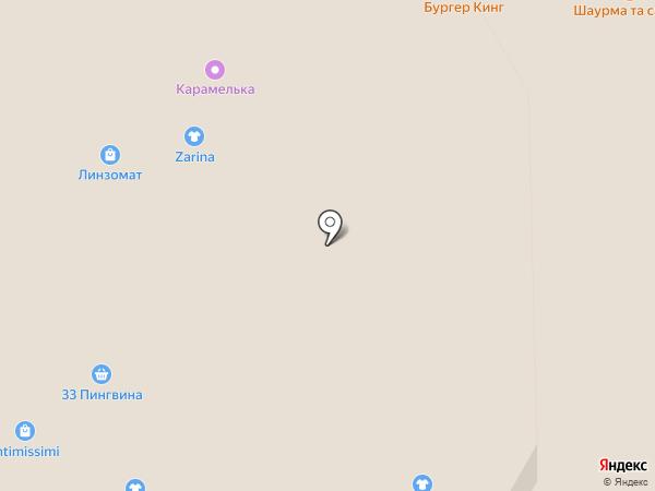 Город белья на карте