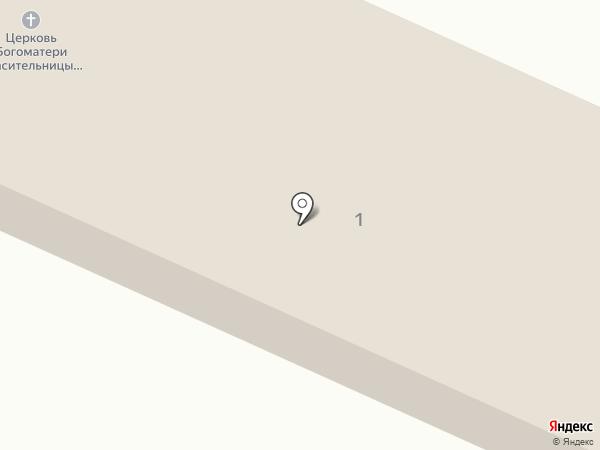 Храм в честь Божией Матери Спасительницы хлебов на карте