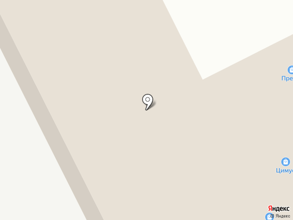 Магазин алкогольной продукции на карте