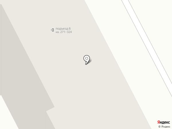 АвтоСOС на карте