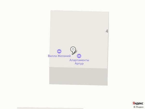 Барон-бизнес на карте