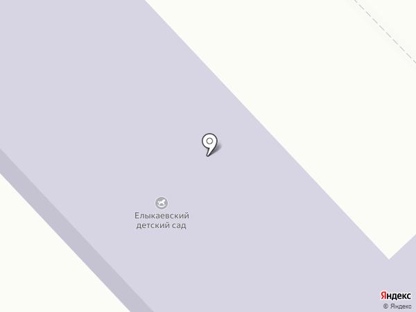 Центр дошкольного образования детей на карте