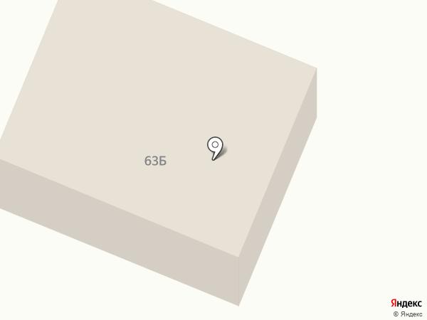 Продуктовый магазин на Зареченской на карте