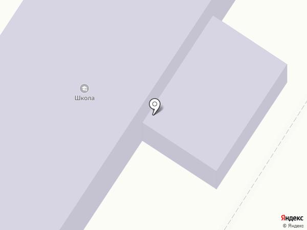Елыкаевская средняя общеобразовательная школа на карте