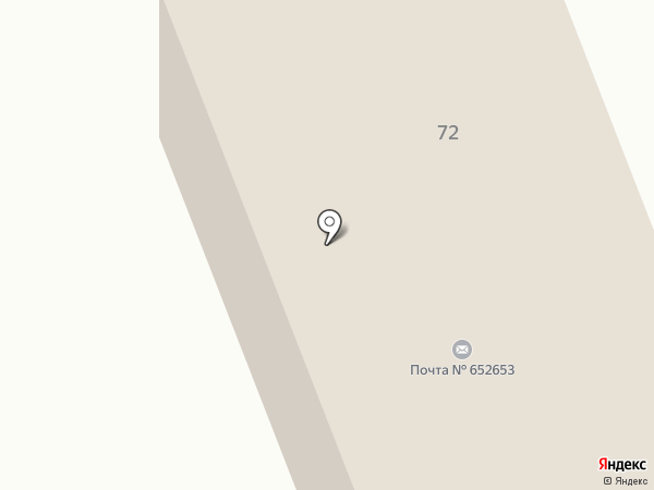 Администрация Моховского сельского поселения на карте