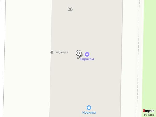 NCS Джинсы на карте