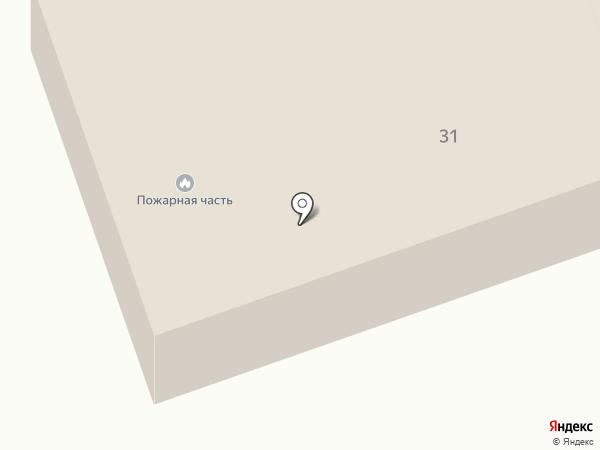 Пожарная часть №3 на карте