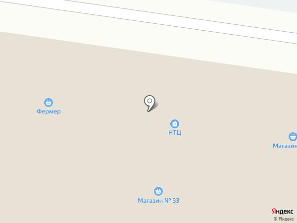 Магазин №33 на карте