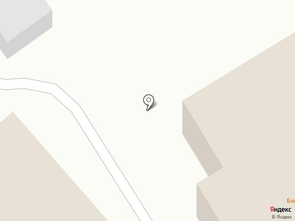 ТИС на карте