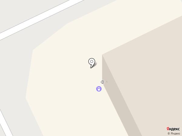 Сервис-ПРК на карте