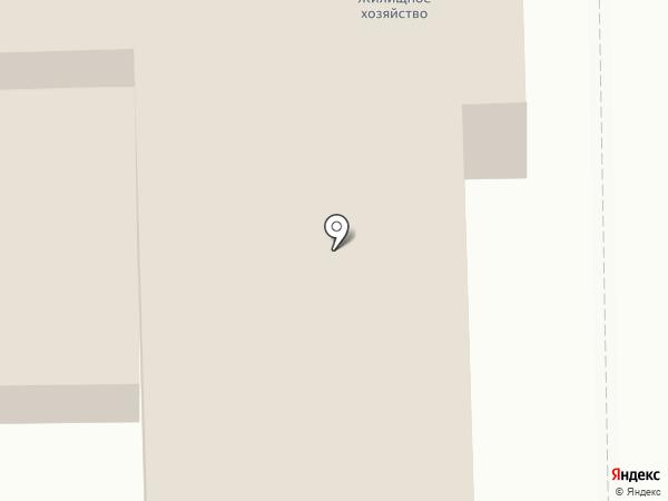 Домовик на карте