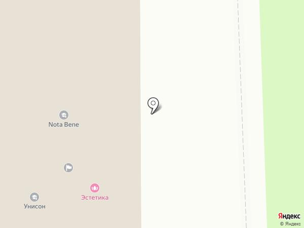Villaggio на карте