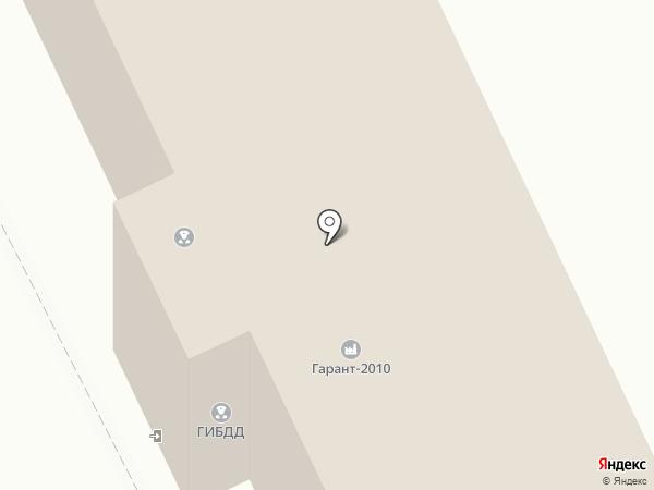 Снак на карте