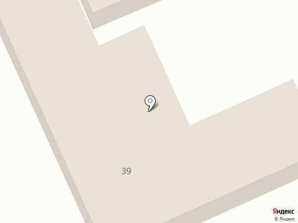 Самара-Лада на карте