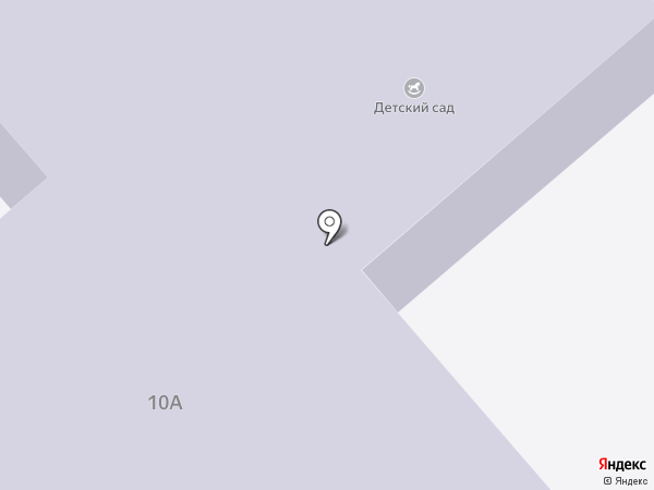 Яснополянский детский сад на карте