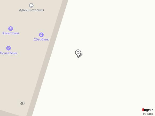 Администрация Терентьевского сельского поселения на карте