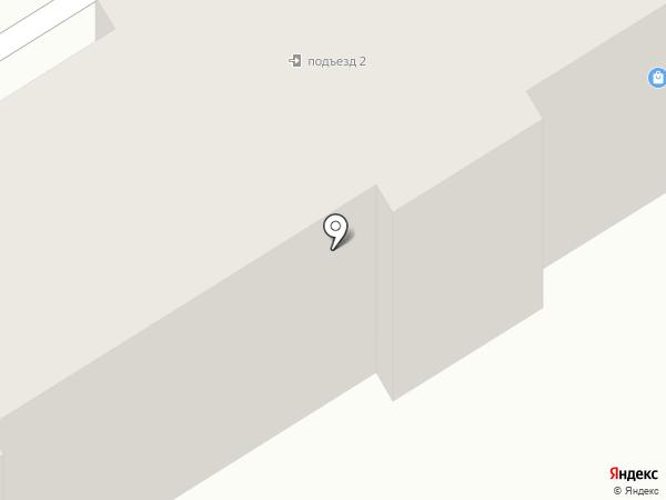 Универсальный магазин на Молодёжной на карте