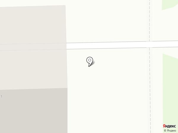 Авто спас на карте