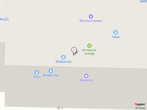 Аргумент НК на карте