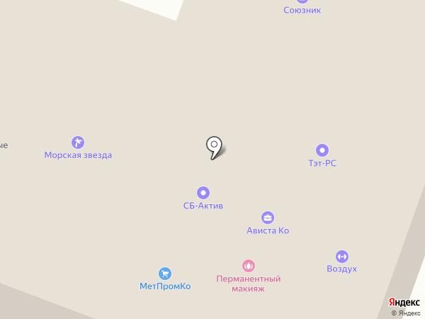 АвтоГрузСервис на карте