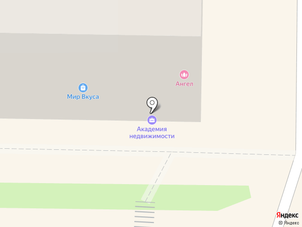 Город Успеха на карте