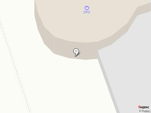 Гол на карте
