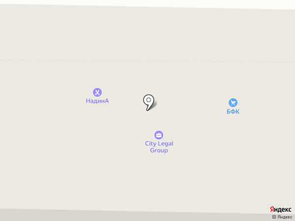 БФК на карте