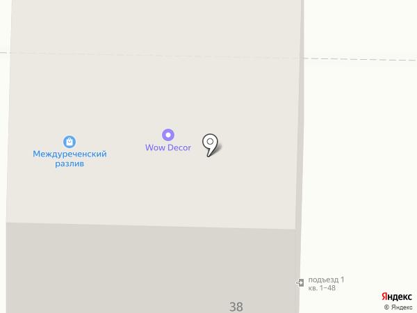 ЭлектроМастер на карте
