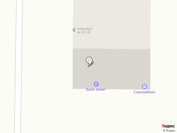 ЕХС, ЗАО на карте