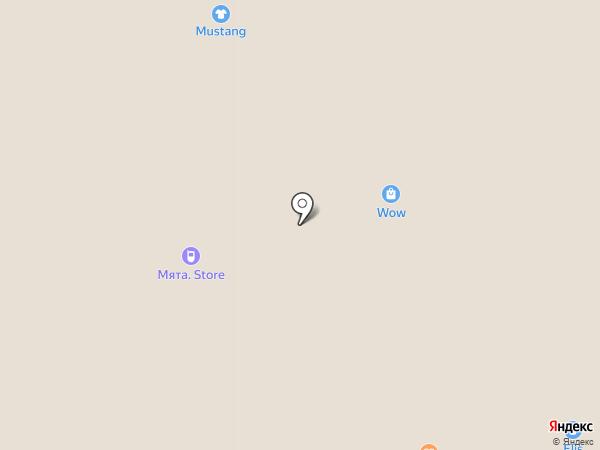 ЮВЕТОН на карте