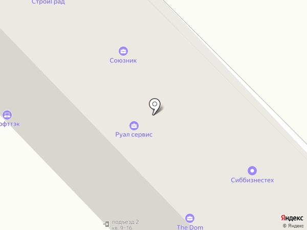 Строй-Престиж НК на карте
