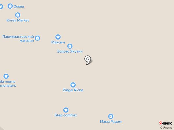 Regina Bottini на карте