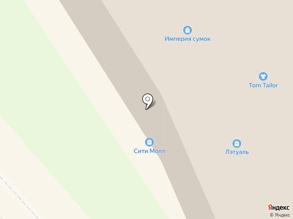 Музей восковых фигур на карте