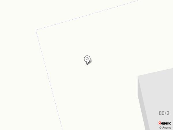Привал на карте