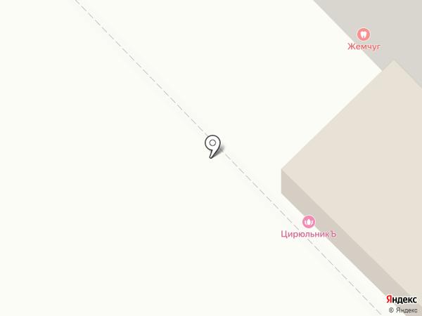 Кенгу 24 на карте