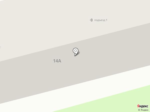 Автоманипулятор на карте