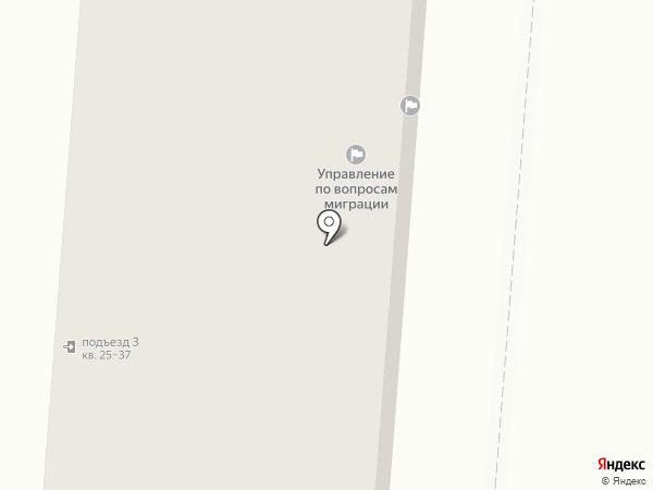 Участковый пункт полиции по г. Калтан на карте