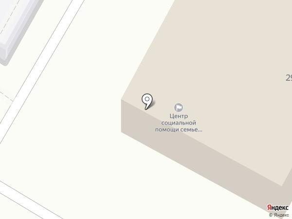 Центр социального обслуживания Калтанского городского округа на карте