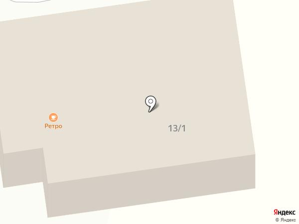 Цоколь на карте