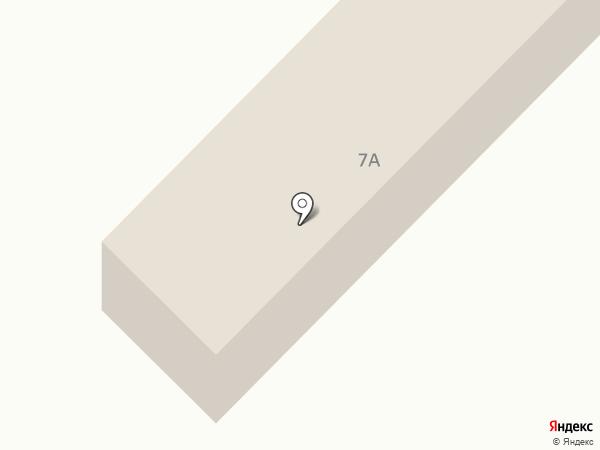 Ваш Эвакуатор на карте