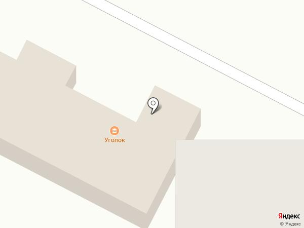 У Елены на карте